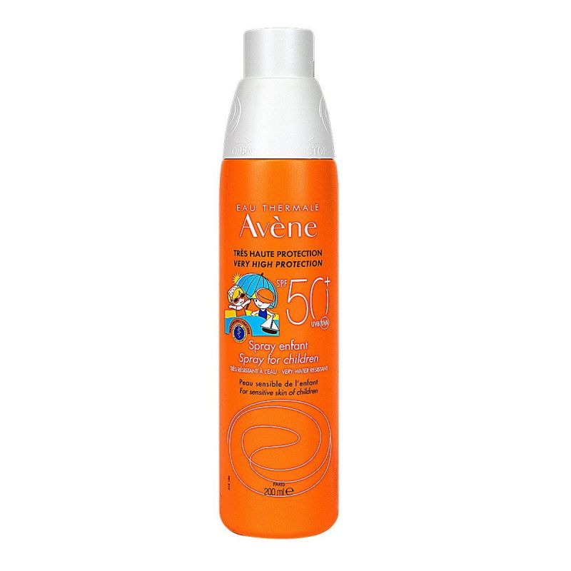 Avene-sol Spray 50+ Enfant 200
