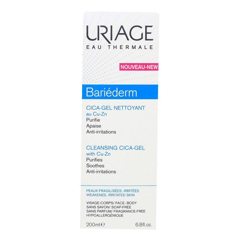 Bariederm Cica-gel Net200ml