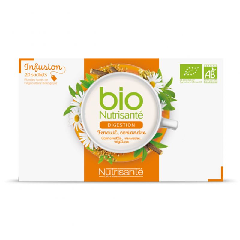 Bionutri Infusion Digestion Sachets 20