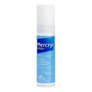 Mercryl Spray Sol Applic Cutanée