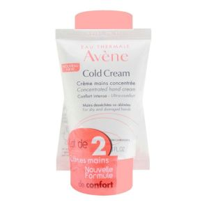 Avene Cold Cream duo  Crème Mains