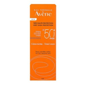 Avene-sol Cr 50+ Teint 50ml