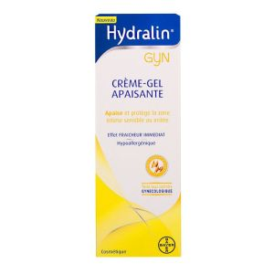 Hydralin Gyn Cr Gel Apaisant