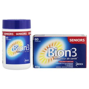 Bion 3 Defense Senior Cpr 60