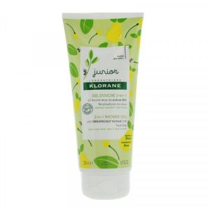 Klorane Junior Gel Douche Poire 200ml