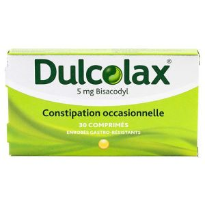 Dulcolax 5mg Cpr 30