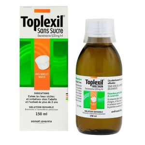 Toplexil 0,33mg/ml Sol S/s 150ml