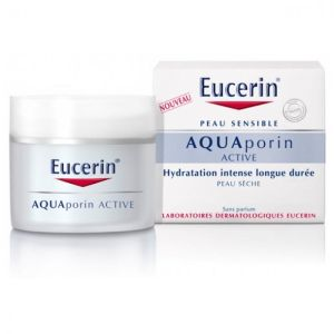 Eucerin Aquaporin Active Hydra Peaux sèches 50ml