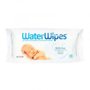 Water Wipes Lingette Bb X60