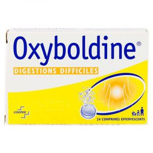 Oxyboldine Cpr Effervescents