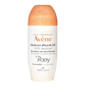 Avene Body Deod 24h 50ml