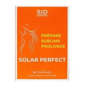 solar perfect 30 comprimés