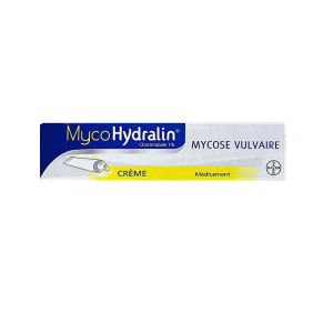 Mycohydralin 1% Cr Tub 20g