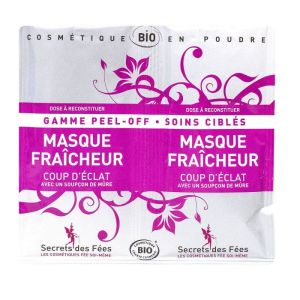 Secret Fée Peel Off Masque Fraicheur