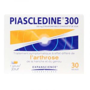 Piascledine 300mg 30 gel