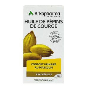 Arkog Hle Pepin Courge Caps 60