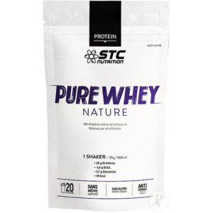 Stc Prot Whey Nature 20 Rations