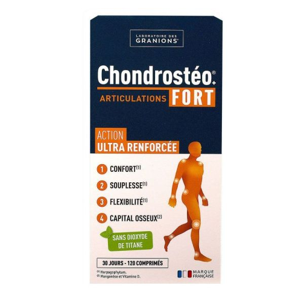 Chondrosteo+ Articul Fort Cpr
